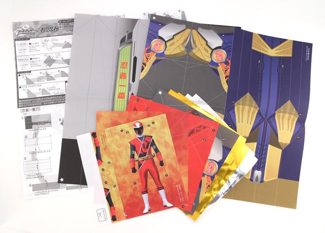ハート 折り紙:折り紙で手裏剣-olshop.origamihouse.jp
