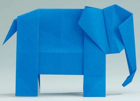 クリスマス 折り紙 折り紙 ぞう : olshop.origamihouse.jp