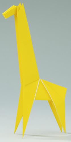 簡単 折り紙 折り紙 キリン : olshop.origamihouse.jp