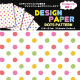 DESIGN PAPER dot pattern
